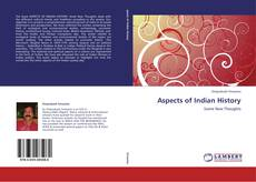Bookcover of Aspects of Indian History
