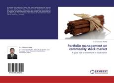 Bookcover of Portfolio management on commodity stock market