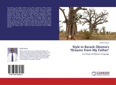"Bookcover of Style in Barack Obama's ""Dreams from My Father"""