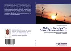 Capa do livro de Multilevel Converters:The Future of Renewable Energy