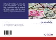 Bookcover of Monetary Policy