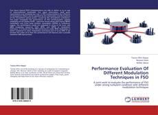 Portada del libro de Performance Evaluation Of Different Modulation Techniques in FSO