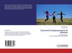 Bookcover of Economic Empowerment of Women