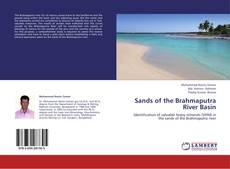 Buchcover von Sands of the Brahmaputra River Basin