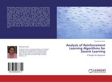 Bookcover of Analysis of Reinforcement Learning Algorithms for Swarm Learning
