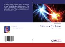 Bookcover of Elementary Free Groups