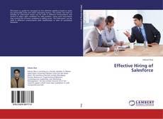 Portada del libro de Effective Hiring of Salesforce