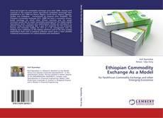 Buchcover von Ethiopian Commodity Exchange As a Model