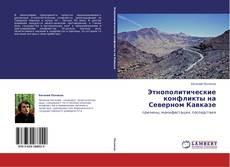 Этнополитические конфликты на Северном Кавказе kitap kapağı