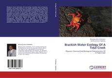 Portada del libro de Brackish Water Ecology Of A Tidal Creek