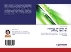 Bookcover of Typology of Genre of Literary Portraits