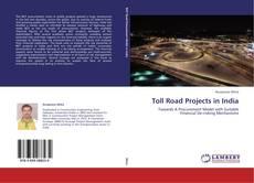Borítókép a  Toll Road Projects in India - hoz