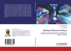 Dating Violence In Kenya的封面