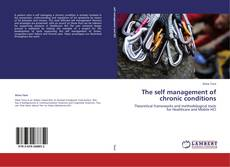 Couverture de The self management of chronic conditions