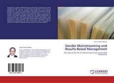 Gender Mainstreaming and Results-Based Management的封面