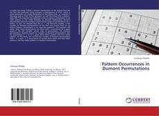 Bookcover of Pattern Occurrences in Dumont Permutations