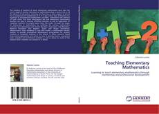 Couverture de Teaching Elementary Mathematics