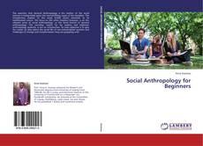 Portada del libro de Social Anthropology for Beginners