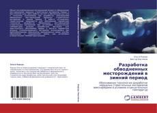Buchcover von Разработка обводненных месторождений в зимний период