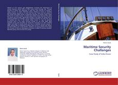 Bookcover of Maritime Security Challanges