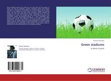 Обложка Green stadiums
