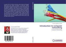 Couverture de Introduction to computer networking