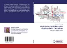 Bookcover of Civil society collaboration challenges in Zimbabwe