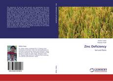 Bookcover of Zinc Deficiency