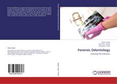 Couverture de Forensic Odontology