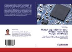 Capa do livro de Output-Capacitor-Free Low-Dropout Regulators: Analysis and Design