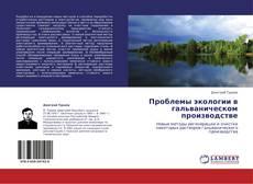 Bookcover of Проблемы экологии в гальваническом производстве