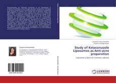 Обложка Study of Ketaconazole Liposomes as Anti-acne preparation