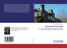 Capa do livro de Early Peril Lost Faith