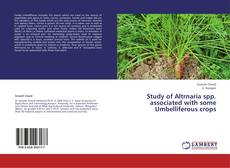 Study of Altrnaria spp. associated with some Umbelliferous crops kitap kapağı
