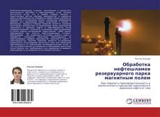 Bookcover of Обработка нефтешламов резервуарного парка магнитным полем