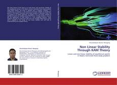 Couverture de Non Linear Stability Through KAM Theory