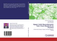 Buchcover von Upper Limb Neurodynamic Test: From Research to Practice