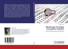 Bookcover of Multicrypt Vs Single Encryption Scheme
