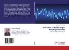 Couverture de Vibration of Orthotropic Rectangular Plate