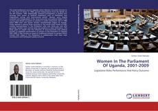 Buchcover von Women In The Parliament Of Uganda, 2001-2009