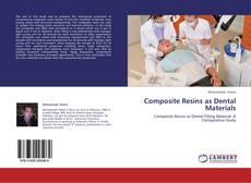 Buchcover von Composite Resins as Dental Materials
