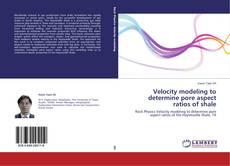Portada del libro de Velocity modeling to determine pore aspect ratios of shale