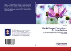 Capa do livro de Digital Image Processing - An Introduction