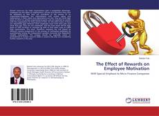 Bookcover of The Effect of Rewards on Employee Motivation