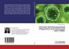 Portada del libro de PLG-CpG microencapsulated rPolyprotein and inactivated 146'S' FMDV