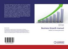 Bookcover of Business Growth  manual