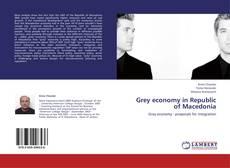 Grey economy in Republic of Macedonia的封面