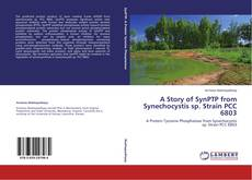 Bookcover of A Story of SynPTP from Synechocystis sp. Strain PCC 6803