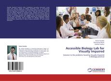Couverture de Accessible Biology Lab for Visually Impaired