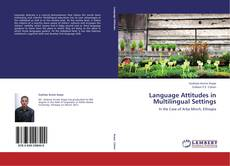 Bookcover of Language Attitudes in Multilingual Settings